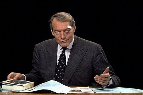 Charlie Rose Is Not a MacBook AirHead