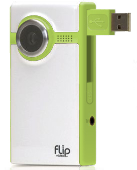 The Flip Video Ultra Series Camera