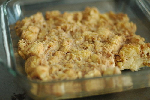 "Kitchen Experiments: ""Heavenly"" Banana Bread Pudding"