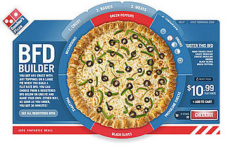 Domino's Announces Their New Big Fantastic Deal (BFD) Contest