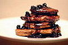 Cooking the Cover: Bon Appétit's Blueberry Pancakes
