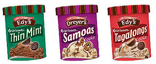 Dreyer's/Edy's Girl Scout Cookie Infused Ice Cream Is Back on the Market