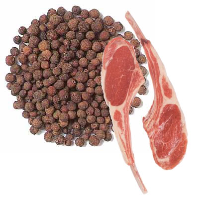 Allspice and Exotic Meats