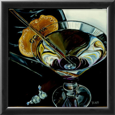 Godiva Martini