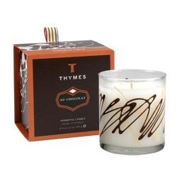 Thymes Au Chocolat Candle
