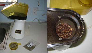 Roast Coffee Beans with a Hot-Air Popcorn Popper