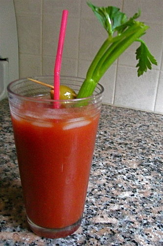 Happy Hour: Wikipedia's Bloody Mary