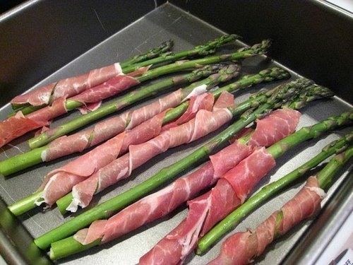 Killer Apps: Prosciutto-Wrapped Asparagus | POPSUGAR Food