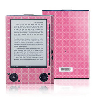 Sony Reader Goes Pink for Valentine's Day