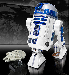 R2D2 Projection Unit: Totally Geeky or Geek Chic?