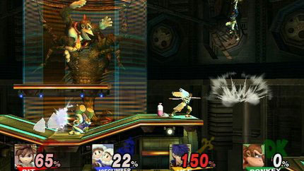 Super Smash Bros. Brawl Gallery