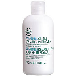 The Body Shop: Camomile Gentle Eye Make-Up Remover