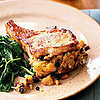 Fast & Easy Dinner: Moroccan Stuffed Pork Chops
