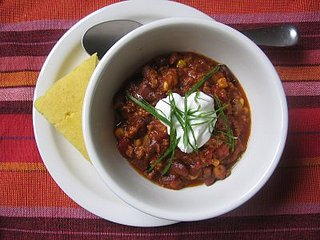 Yummy Link: Spicy Winter Chili