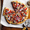 Fast &amp; Easy Dinner: Beef and Blue Pizza