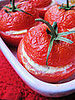 Yummy Link: Goat Cheese Stuffed Tomatoes