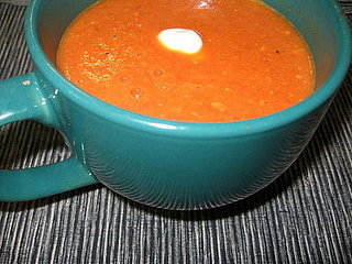 Soup's On: Spicy Garbanzo Tomato Soup