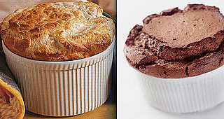 Would You Rather Eat Cheese or Chocolate Soufflé?
