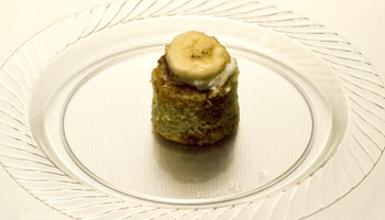 Sophisticated Bite-Sized Banana Bread