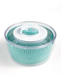 Off to Market: Salad Spinner