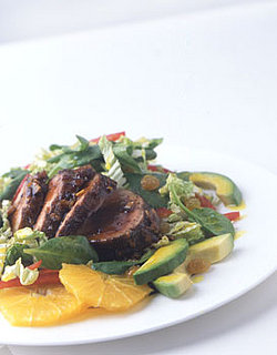 Monday's Leftovers: Island Pork Tenderloin Salad