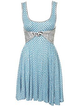 Knot Dress by Marios Schwab - Marios Schwab - The Boutique - Topshop