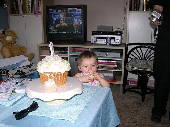 Emily's First Birthday