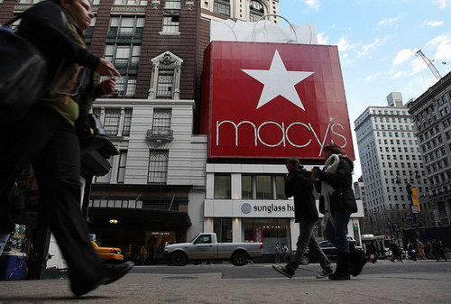 Macy's Announces Job Cuts