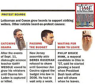 On the Newsstand: Protest Beards in Time