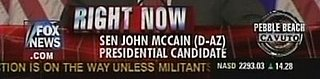 Who's Declared War on John McCain?