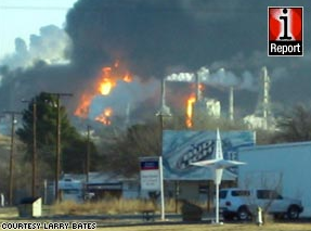 Headline: Blast Rocks Texas Oil Refinery