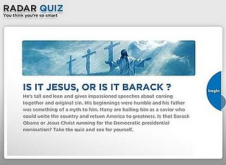 Is It Jesus or Barack? Take This Quiz!