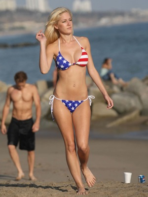 Heidi Montag Presidential Endorsement