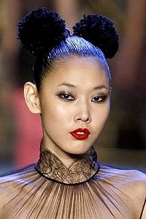 Fall Fashion Week Hair Trends
