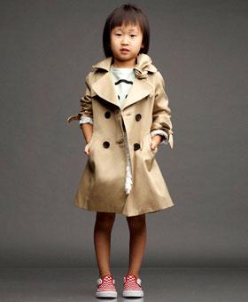 Trench Coat ($295)