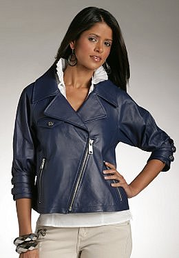 Justsweet by JLo: Leather Jacket