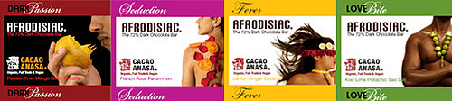 Bringing Sexy Back: Afrodisiac Chocolates
