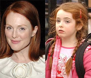 Julianne Moore and Daughter in NYC