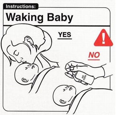 Waking Baby