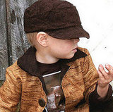 Tweed Jacket and Cap
