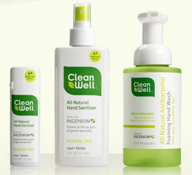 CleanWell Hand Cleaning