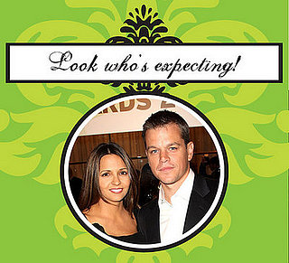 Matt Damon and Wife Luciana Pregnant With Number Two