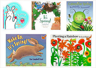 Spring Books for Babes
