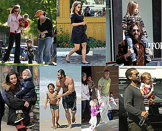 Celebrities and Their Babies Over the Weekend 2008-03-17 14:00:00