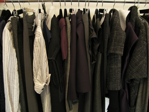 A Visit To Chris Han's Studio Pre-Fashion Week F/W 2008