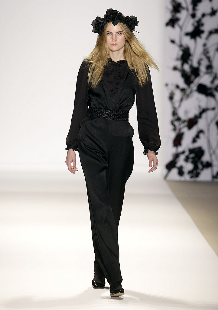 Erin Fetherston Fall 2008 Fashion Show