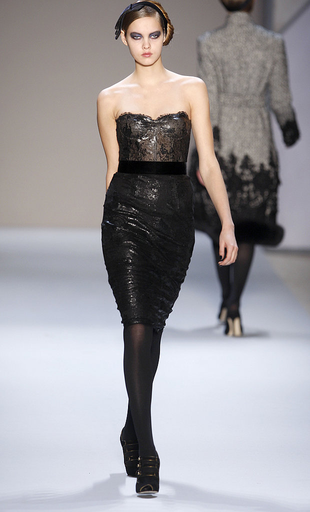 Monique Lhuillier Fall 2008 Show