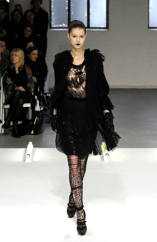 Rodarte Fall 2008 Fashion Show