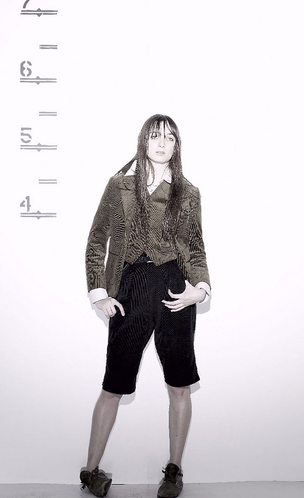 Samantha Pleet Fall 08 Look Book
