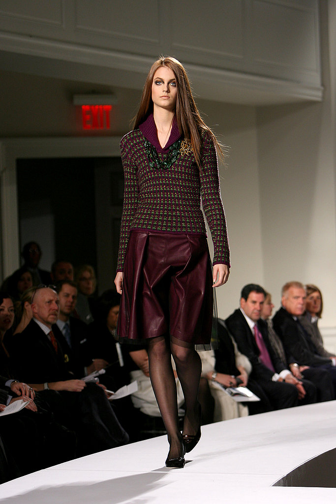 Trend Report: Layered Texture For Fall 08